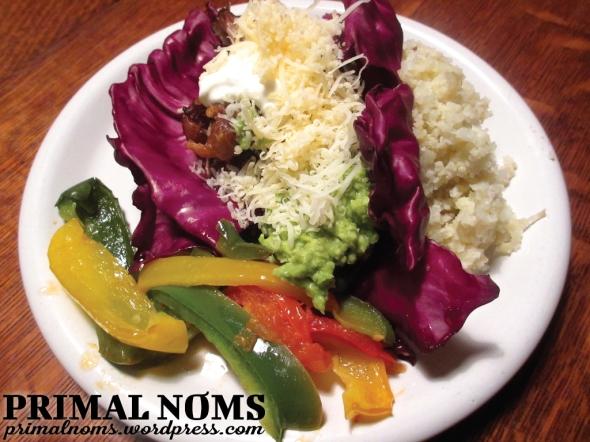 Carnitas (full dish) - Primal Noms